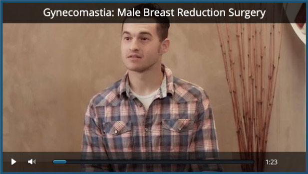Watch Video: Gynecomastia: Male Reast Reduction Surgery
