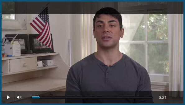 Watch Video: Actor & Gynecomastia Patient Mini Doc with Dr. Dadvand